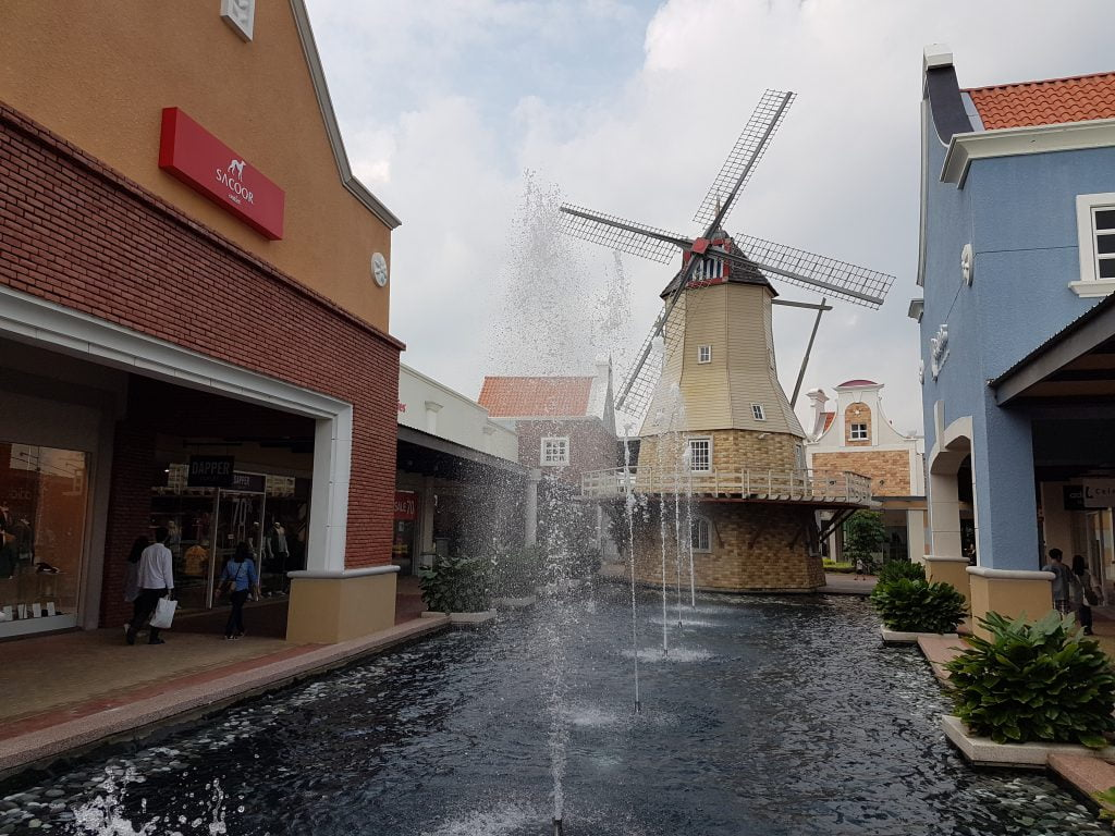 freeport a'famosa outlet store malacca